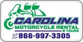 Carolina Motorcycle Rentals
